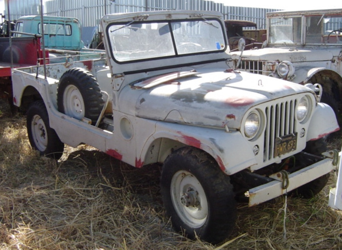 M170 Willys Jeep Page