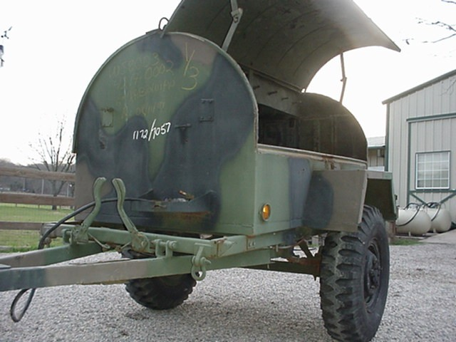 Pioneer Tool Outfit Trailer C J on Dodge Trucks