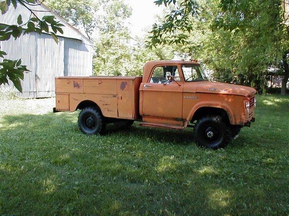 Dodge W Power Wagon Stinky Mark Mcelyea Truck on Dodge Trucks
