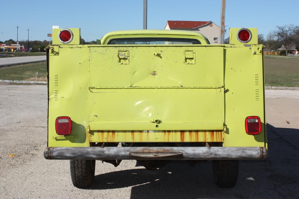 1975 W200 Dodge Crew Cab Power Wagon Sold