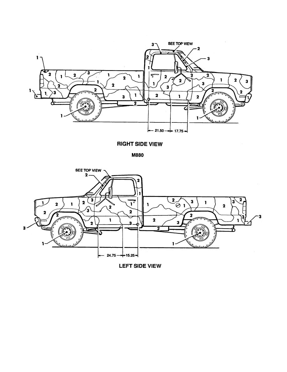 m880 dodge military truck page