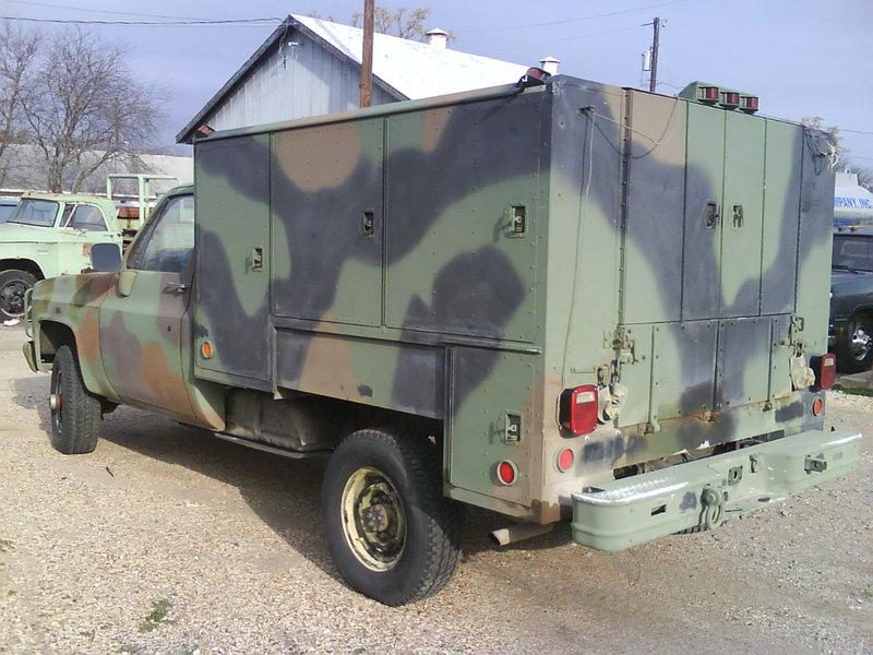 Chevy Trucks Com >> No0812_Chevrolet_M1031_Maint-Truck