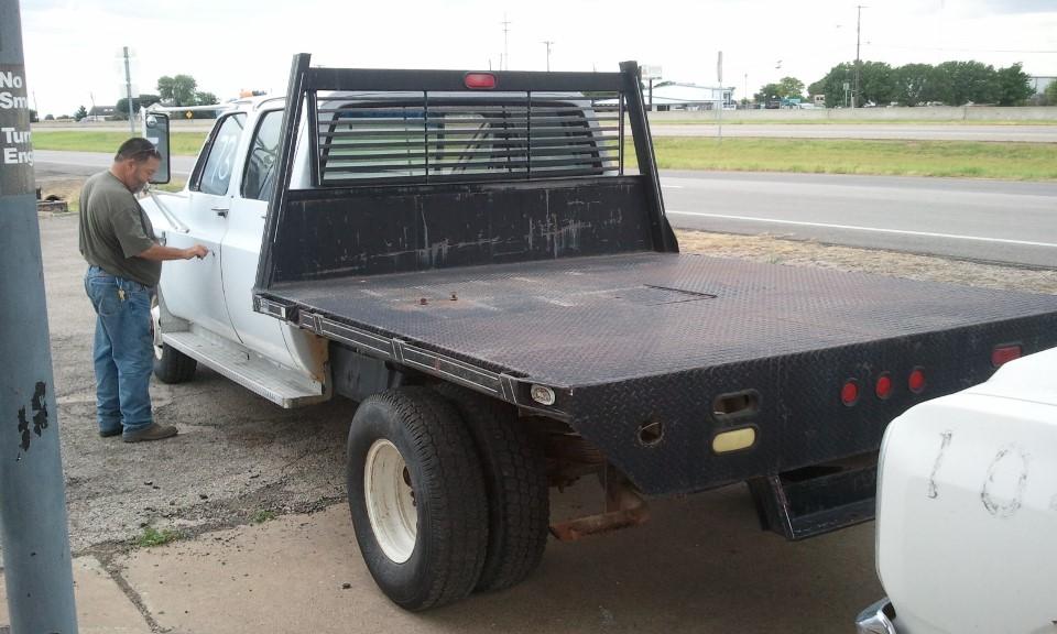 1985 Chevy Crew Cab 4x4