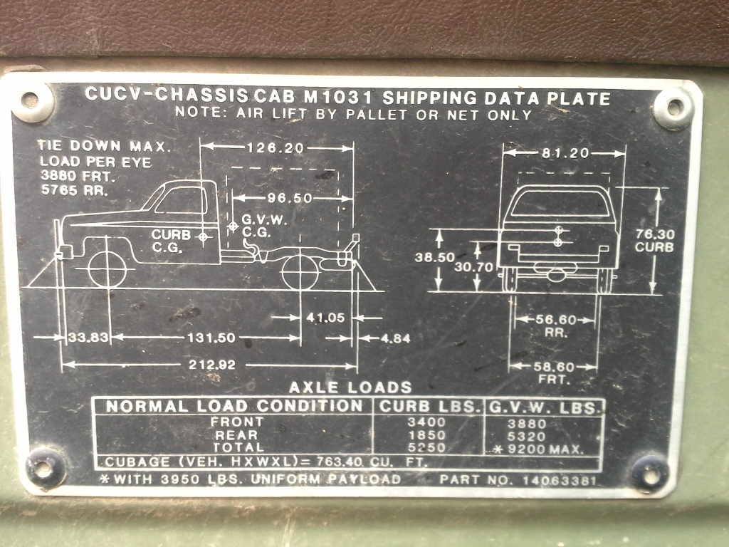 1986 chevy k30 military truck wiring diagram 1999 chevy