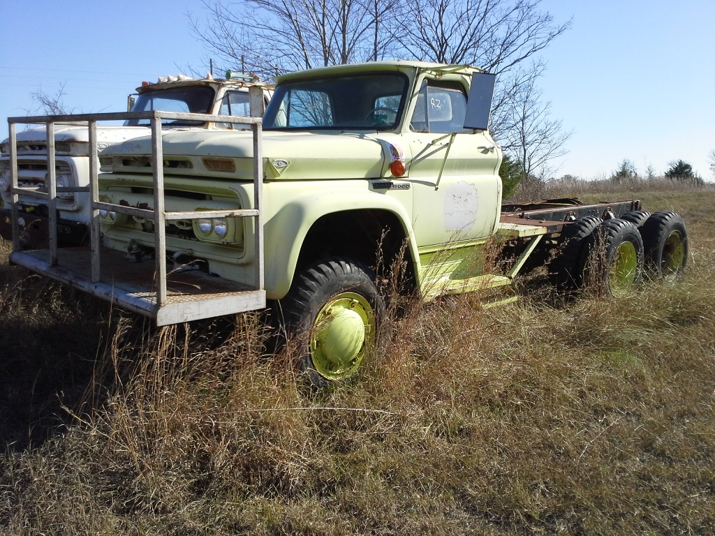 Jeeps For Sale In Texas >> No97_1965_GMC_5000_6x6_Truck