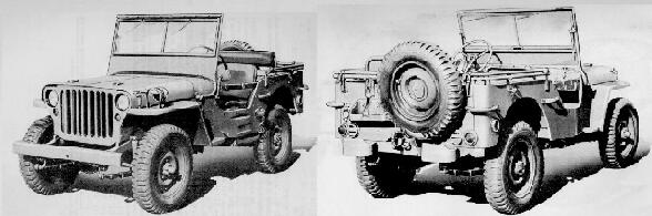 Jeep Differences